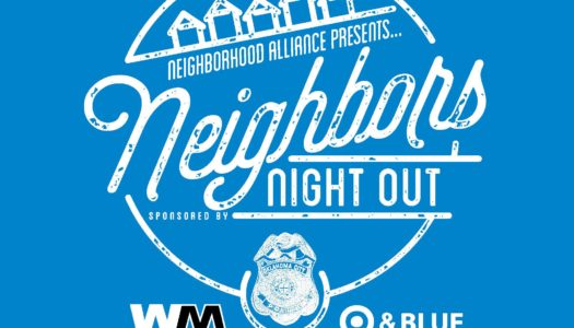 Neighbors Night Out – September 12, 2017