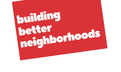 Building Better Neighborhoods