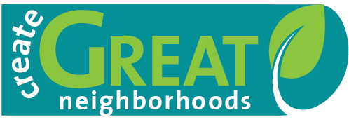 2017 Create Great Neighborhoods Project Kickoff